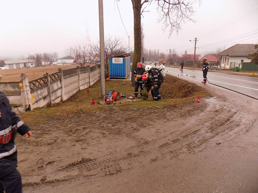 Accident grav in municipiul Husi | imaginea 2
