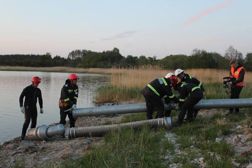 Pompierii romani   o misiune de exceptie in Estonia  la 3000 de km de casa | imaginea 1