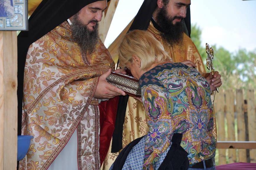 Sfantul Iosif cel Nou si casa lui draga  din Partos | imaginea 1