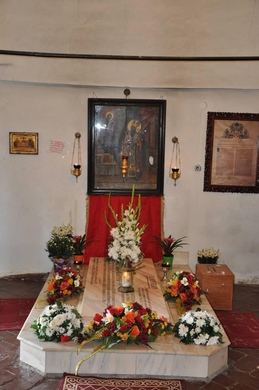 Sfantul Iosif cel Nou si casa lui draga  din Partos | imaginea 6