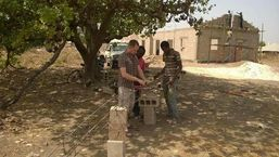 Pompierii romani   voluntari in Africa | imaginea 1