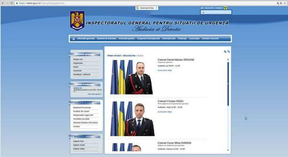 O noua  scapare  a ministrului  investirea generalului Iamandi | imaginea 1