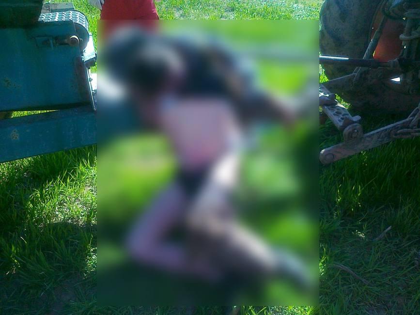 Accident cu un barbat decedat  pe un camp din comuna Brancoveni | imaginea 1