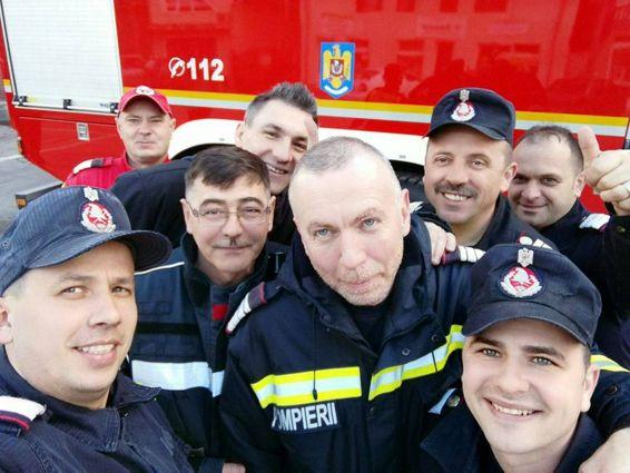 Plutonier adjutant sef Vasile Hategan   peste 25 de ani sub stindardul Pompierilor | imaginea 1
