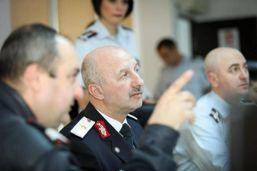 Inspector general la fără frecvență: Generalul Dan Paul Iamandi, din nou la raliu