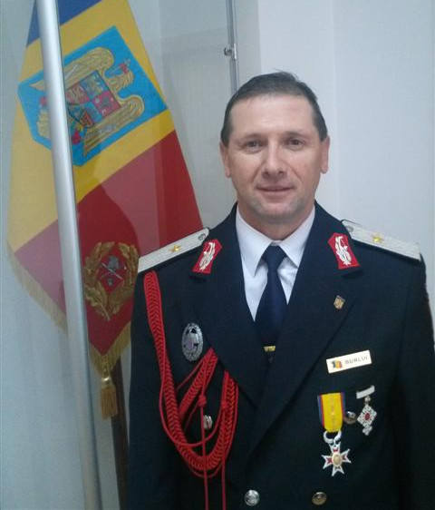Gen. Ion Burlui