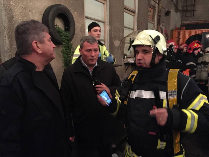 27 de morti si 162 de raniti in urma unui incendiu izbucnit la un club din Capitala | imaginea 3